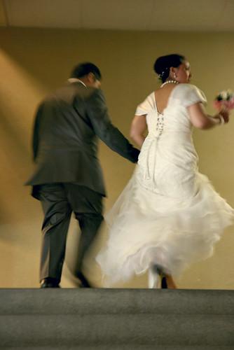 blurry wedding photo, Wedding Photography