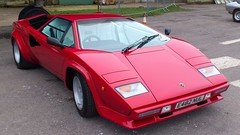 automobile, lamborghini, vehicle, lamborghini, lamborghini countach, land vehicle, supercar, sports car,