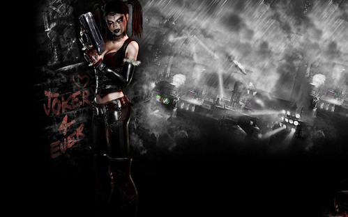 "Arkham City ""Harley Quinn"" DLC Trailer Now Out"