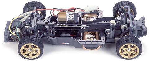 Chasis Tamiya 7178032674_e55261115b