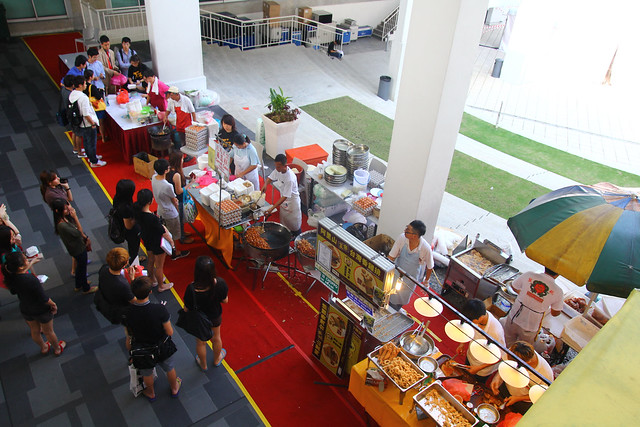 Pasar Malam-Style In Taylor's University