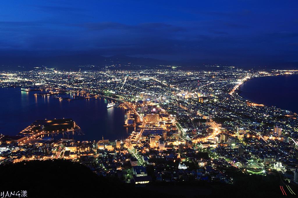 那年夏天的北海道