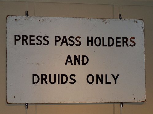 Druids Only