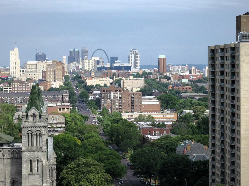 The Coronado Apartments St Louis