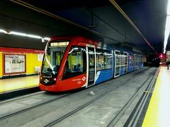 Madrid - Metro - Estación de Pinar de Chamartín