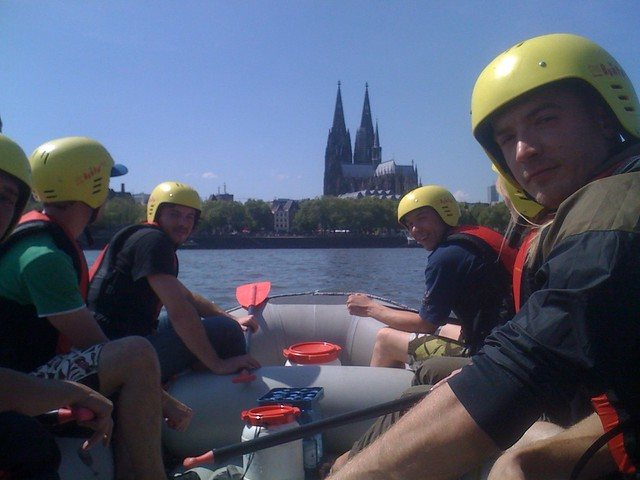River Rafting Köln