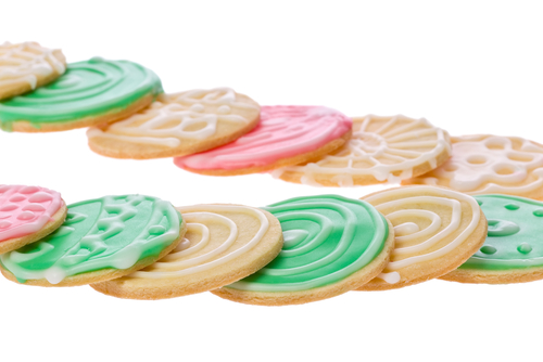 sugar cookie icing