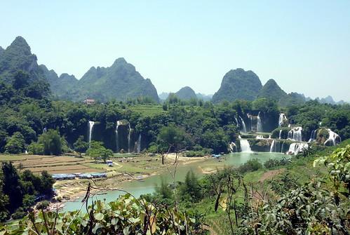 C-Guangxi-Chutes Detian (2)