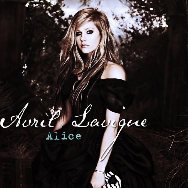 Avril Lavigne - Alice CD Cover