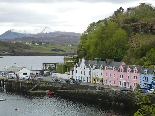 Portree Harbour, Isle of Skye