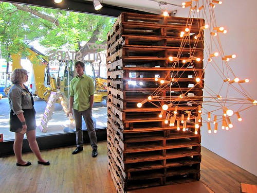 Noho Design District 2012: Patrick Townsend, Core 77, All City All Stars