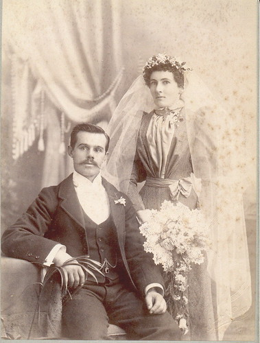 Tom Lord & Alice (nee Evans)