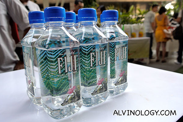 Fiji Water for everyone's consumption