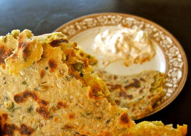 Besan & Dhal Roti