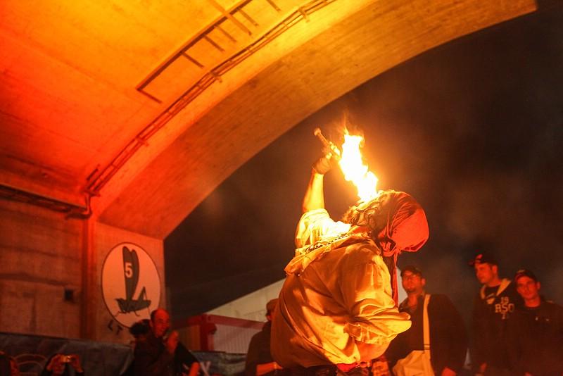 Internationales Feuerwehrfest