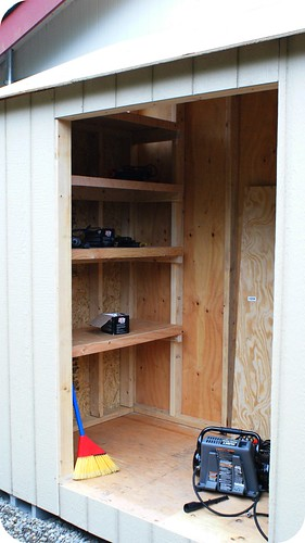 Shed Shelves 0520