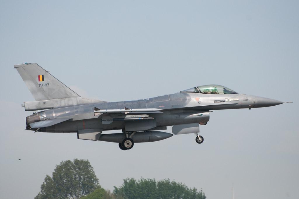 FA-97 - F16 - Belgian Air Force