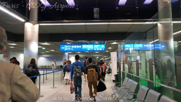 Paris - CDG Airport  (17)