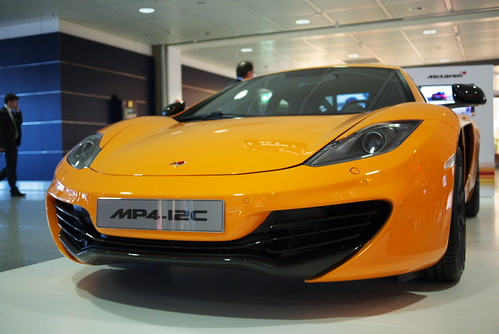 McLaren MP4-12C by Rollofunk
