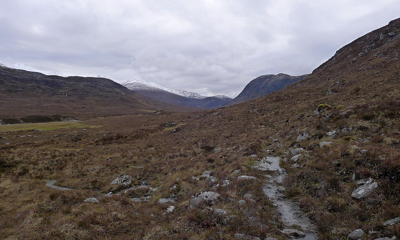 Path through Glen Orrin