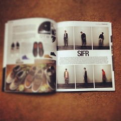 Thanks for the feature @hangermag ! Mad love from us @sifrsite #malaysia #hanger #ss12