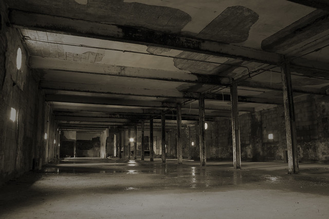 Edingham Building Interior