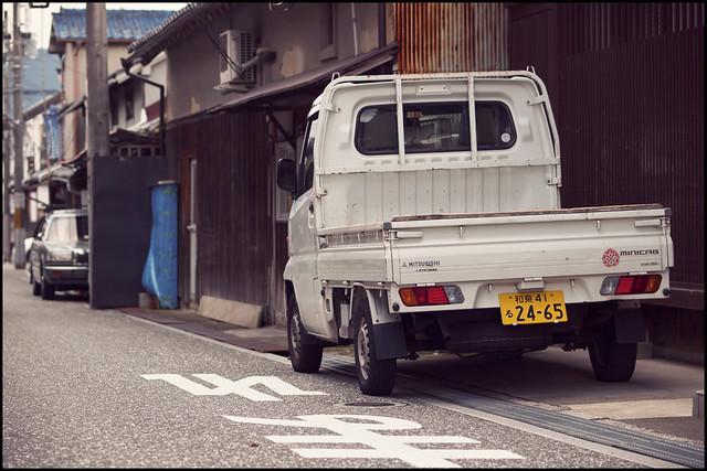 Jinaimachi street (