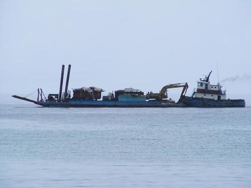 Island waste