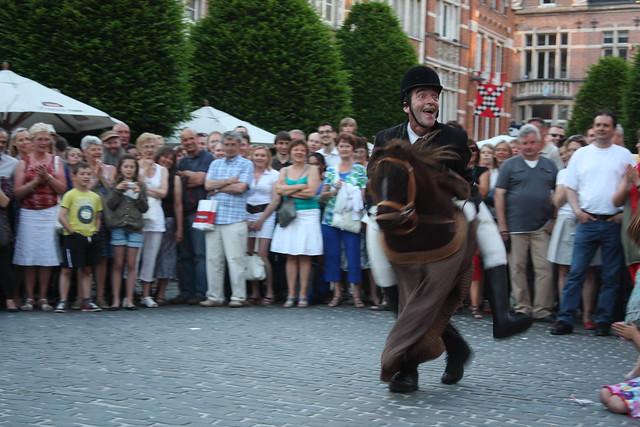 Les Goulus - Les Horsemen - Leuven in Scène 2012 (37)