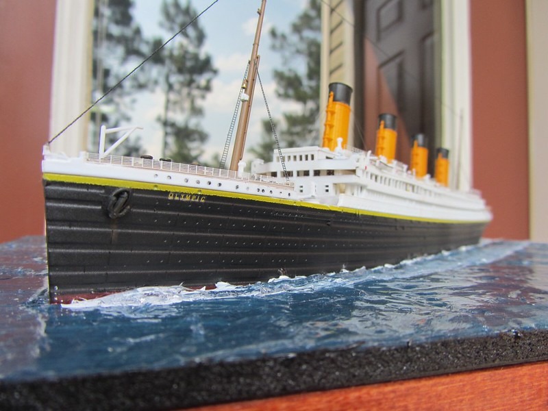 Rms Olympic 1 700 Completed Finescale Modeler