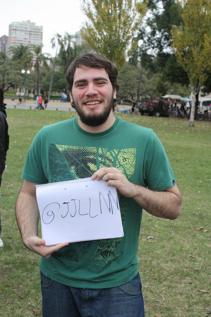 Fotos de la Juntada Taringuera en Buenos Aires 27/05/2012