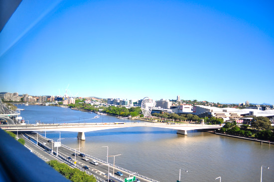 Mercure Hotel Brisbane: Riverview Room