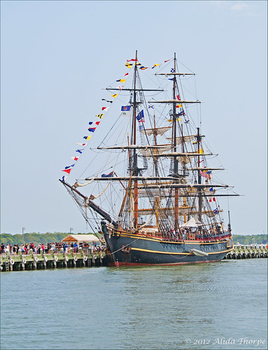 tall ship festival, Greenport by Alida's Photos