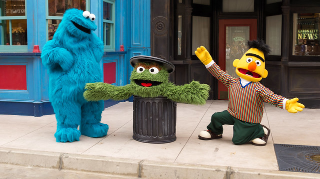 Sesame Street - Favourite Things