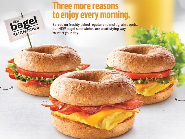 50% OFF McDonald's Bagel Sandwiches May 28 – June 3 ...