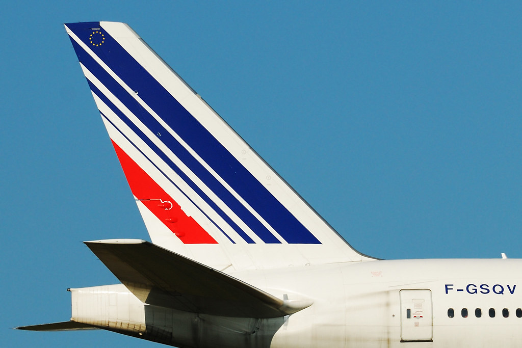 F-GSQV - B77W - Air France