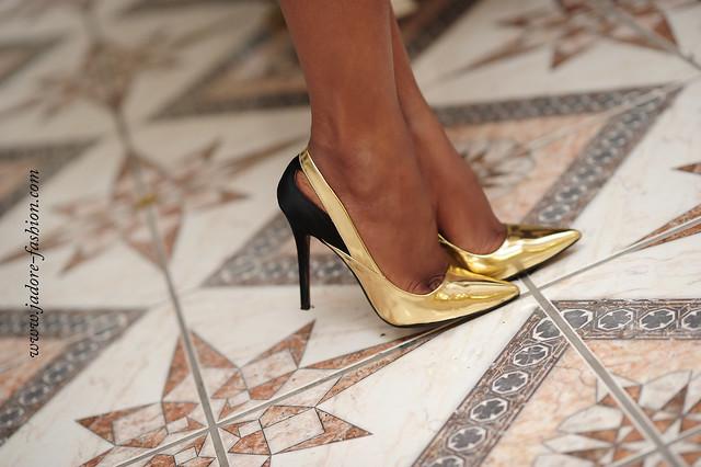 African print Zara