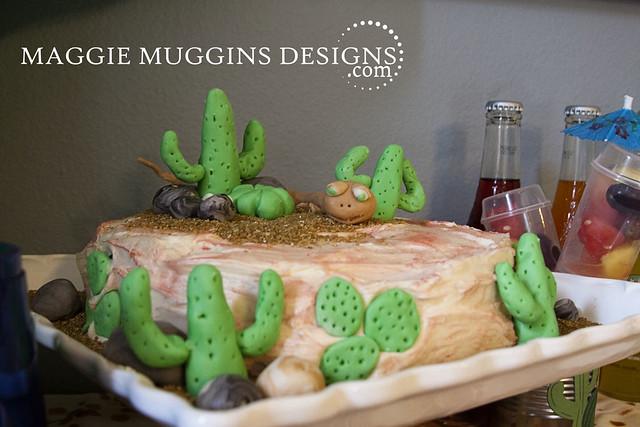 Oscar's Oasis Cake