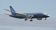 Aviation - Boeing 787 (Dreamliner)