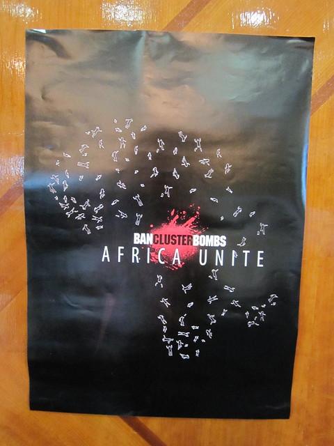 Header of Africa Unite