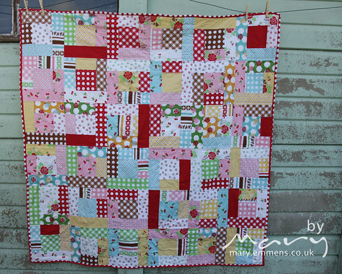 Sew Cherry 2 for Siblings Together