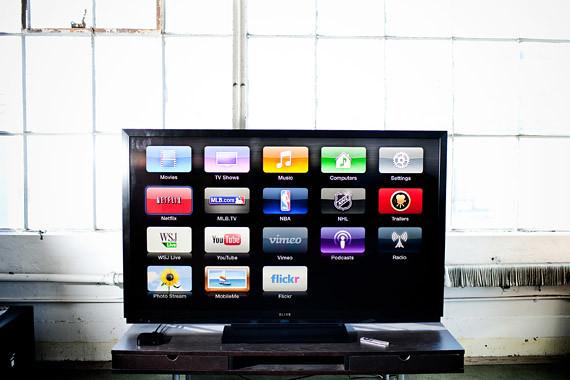¿Nuevo OS para el Apple TV y el Apple iTV?