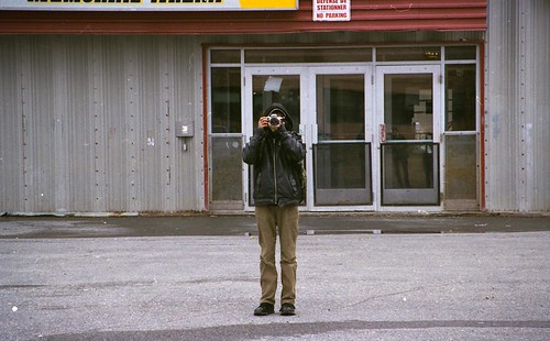 Picture taken by Donovan with a Canon Film Camera