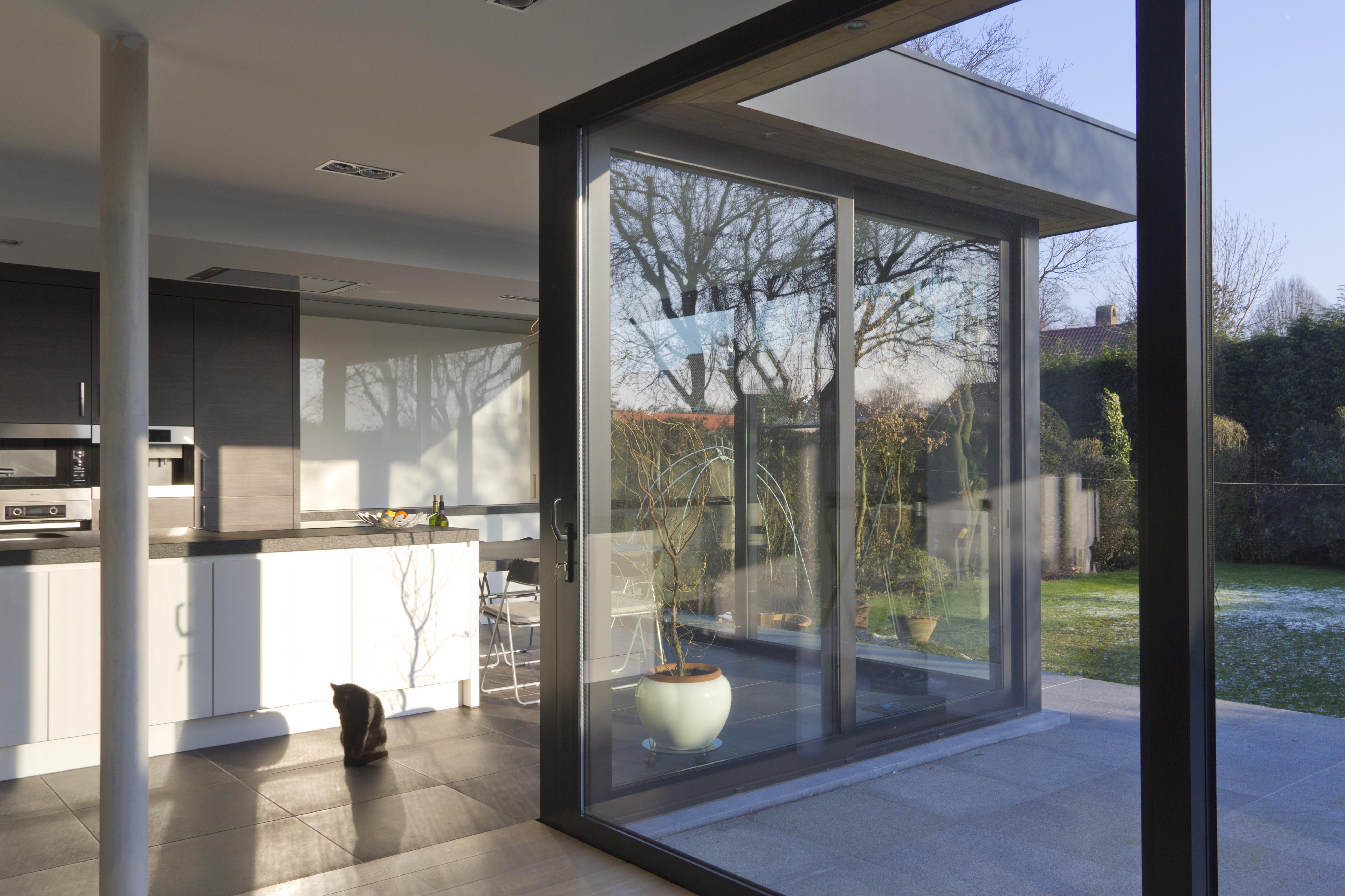 Uptown Witte Keuken : Prefab uitbouw. aanbouw huis kosten uitbouw vergelijk prijzen