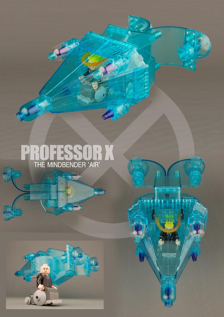 Professor X and the Mindbender Air / FBTB contest!