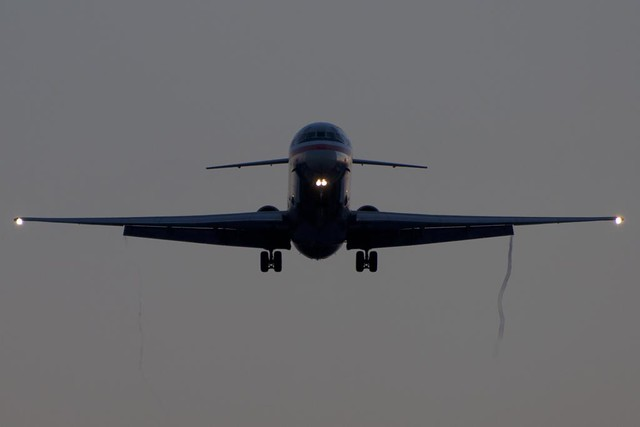 American Airlines McDonnell Douglas MD-83 (DC-9-83)