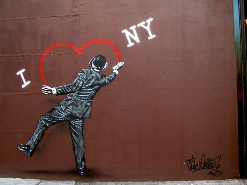 Nick Walker on the LES