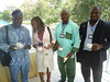 Happy Nigerians at GIMPA Conference