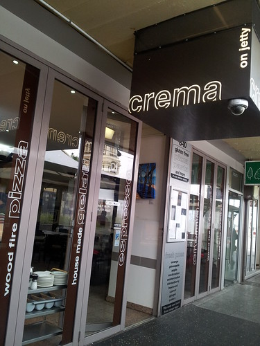 crema at Glenelg