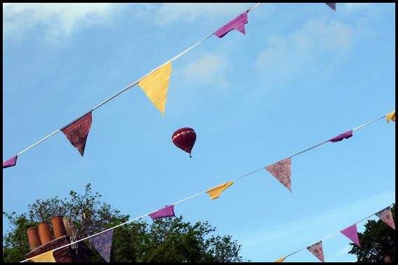 Street Party Bristol Balloons